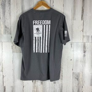 Men's Under Armour Wounded Warrior Tee Size Large